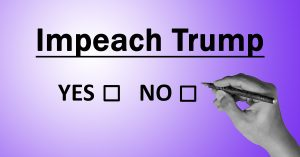 Democrats Consider Impeachment While Republicans Dither