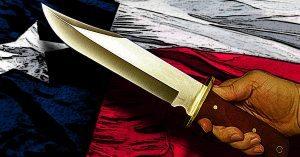 No More Illegal Knives!  TNM Legislative Update