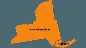 New York and New Amsterdam?